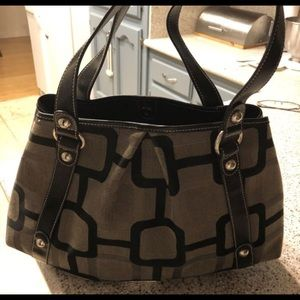 Geometric Purse Handbag
